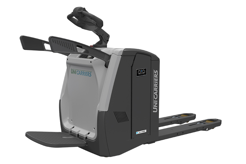 Unicarriers-Order-Pickers lifted trucks