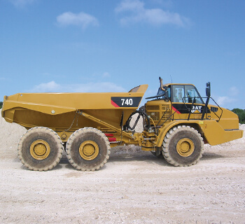 A Guide to Choosing the Right Articulated Dump Truck