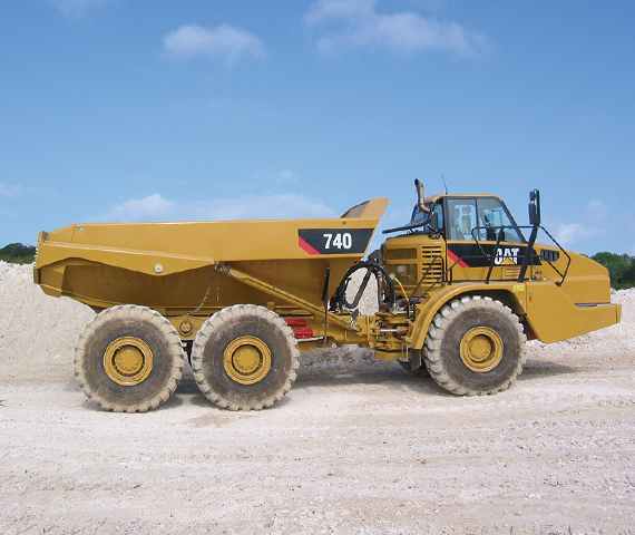 5 Things To Do While Maintaining Articulated Trucks