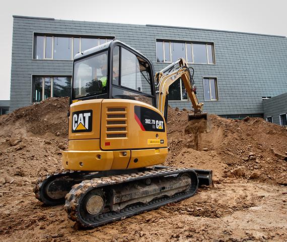 Advantages of Using Mini Excavators