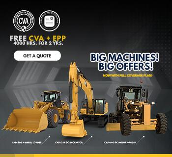 Big Machines. Big Offers