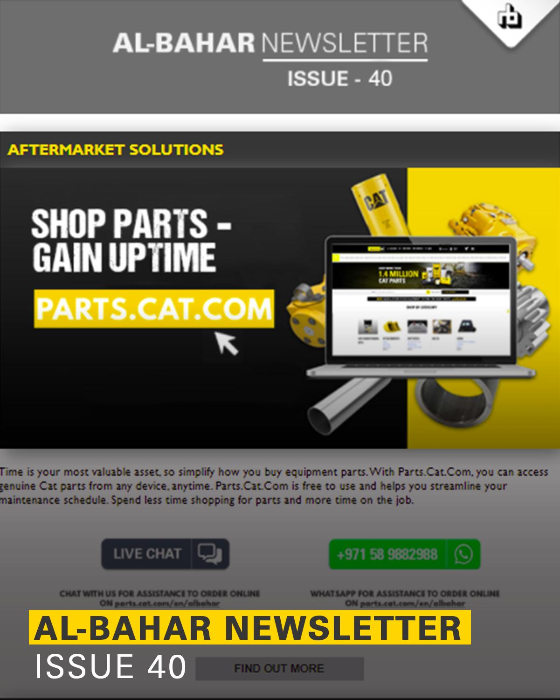Al-Bahar June 2021 Newsletter